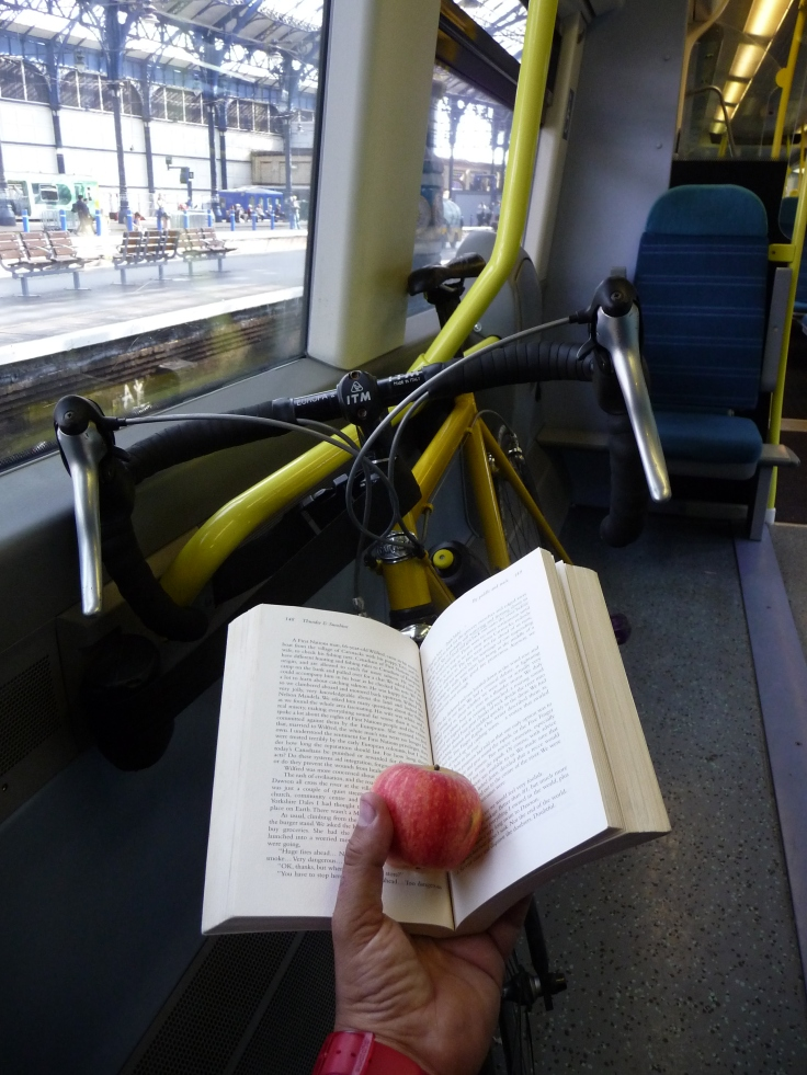 "Ritornando a Londra (via treno) per riaffrontare la nostra comunque pur sempre affascinante ""everyday life""."
