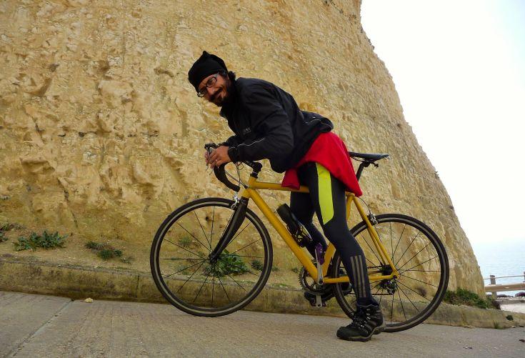 """Mattina dedicata alla perlustrazione della zona """"wild"""" ad est di Brighton (ca 30 km)"""